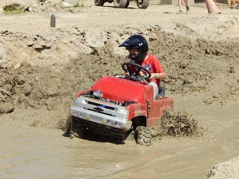 MTD Gas Power Wheel Mud Run 2016