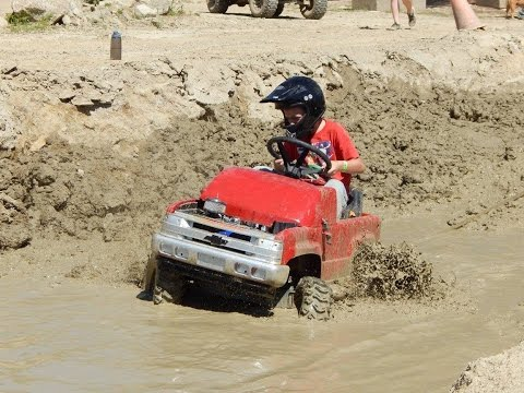 Thumbnail: MTD Gas Power Wheel Mud Run 2016