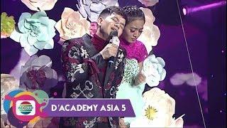 """MEMPESONA!! Faul LIDA (Indonesia) """"Bunga Dahlia"""" Raih 3 SO & 5 Lampu Hijau  - D'Academy Asia 5"""