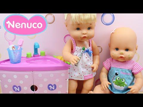 Beb s hacen popo o caca en la guarder a nenuco de mundo - Nenuco bano ...