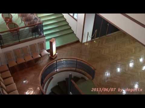 Japan Trip 2013 Tokyo Interior design of Suginami-kaikan Building(Suginami Animatoin Museum) 03_870