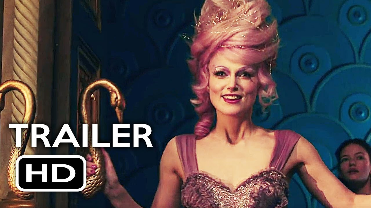 The Nutcracker and the Four Realms Official Trailer #1 ...