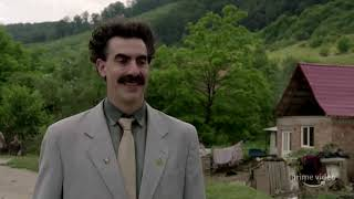 New Borat movie trailer