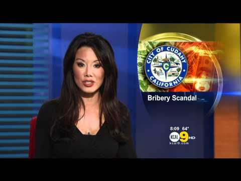 Sharon Tay and Leyna Nguyen 2012/06/22 KCAL9 HD
