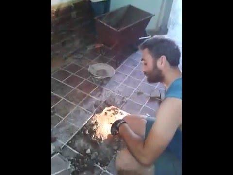 C mo solucionar la humedad en casa antigua parte 1 youtube - Humedad ideal en casa ...