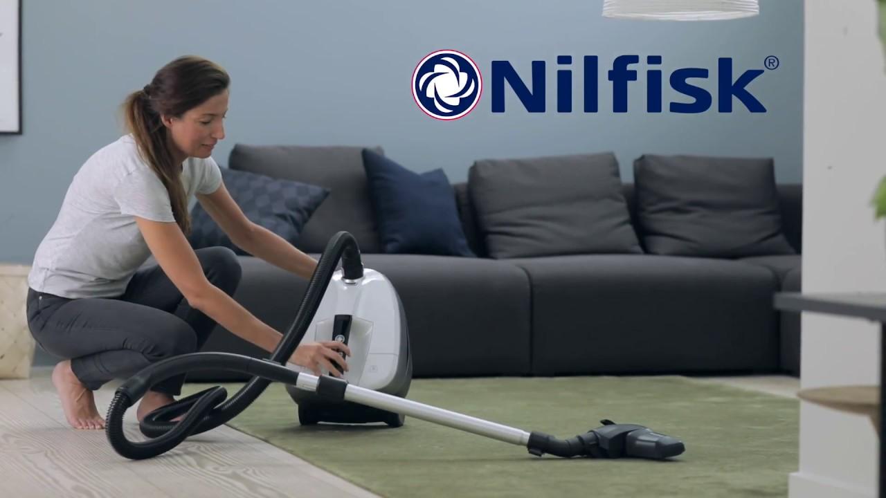 Nilfisk Select støvsuger LBCO13P08A1 | Clas Ohlson