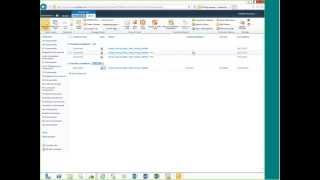 Linking Dynamics AX and SharePoint to Create Your Own Document Management System