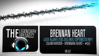 Brennan Heart ft. Shanokee - Wide Awake (EOS 2013 Mix) (Optimized Rip) [HQ + HD]