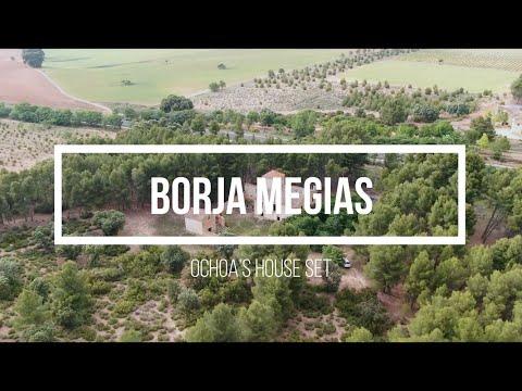 BORJA MEGIAS x