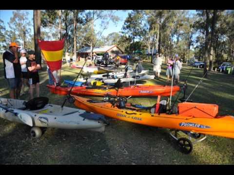 Wivenhoe Kayak & Canoe Fishing Convention - Yearbook 2010