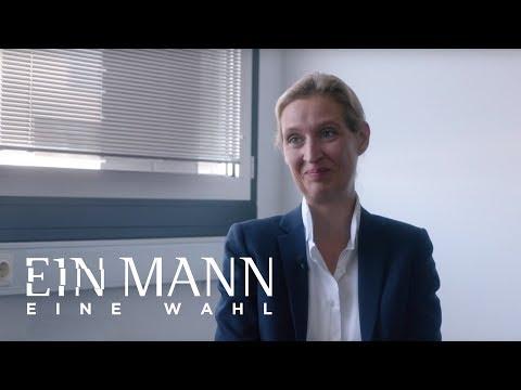 Interview mit Alice Weidel (AfD) | Ein Mann, eine Wahl | ProSieben