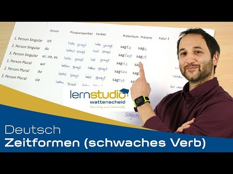 Verben   Grundlagen   DiB from YouTube · Duration:  9 minutes 47 seconds