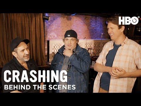 BTS of Crashing Season 2 w/ Pete Holmes, Dave Attell & More | HBO