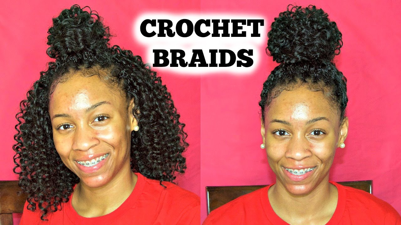 Water Wave Crochet Braids Caribbean Bundle 3A - YouTube