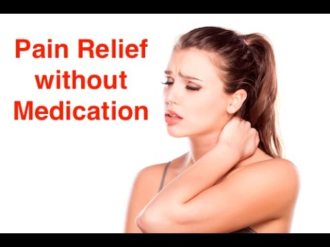 Pain Relief without Medication