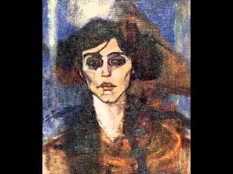 """Amedeo Modigliani- """"Tu ca nun chiagne"""""""