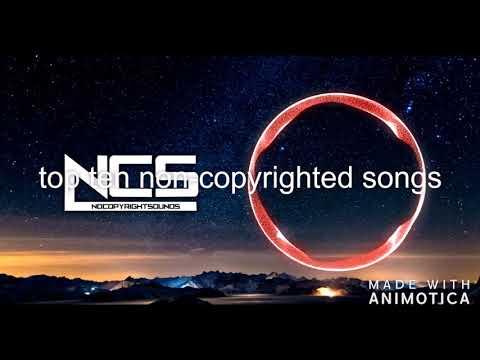 Top ten non copyrighted music