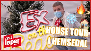 HOUSE TOUR: «Ex on the beach» i Hemsedal!