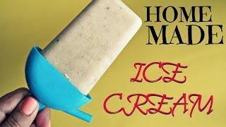 Domácí zmrzlina / RECEPT / Homemade Ice Cream