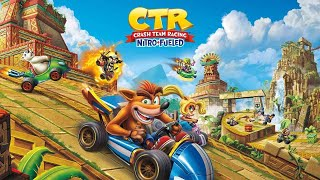 *LIVE* Online Gameplay - 40 WINS - Crash Team Racing Nitro-Fueled