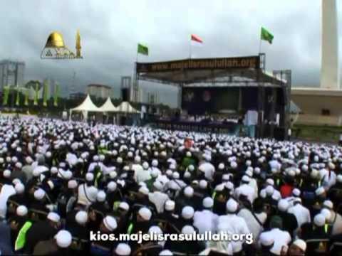 Qasidah Assalamualaik • Habib Munzir bin Fuad Al-Musawa • Majelis Rasulullah SAW