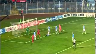 Adana Demirspor 1-3 Kayseri Erciyesspor (18.02.2013) PTT 1. Lig 22. Hafta