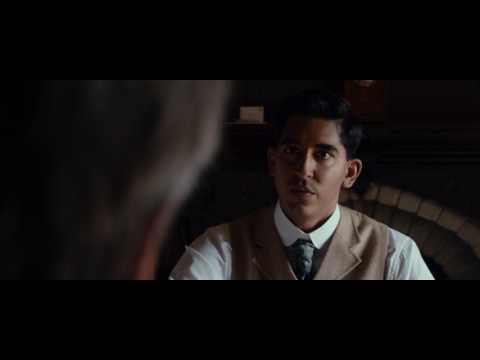The Man Who Knew Infinity: Proof Scene