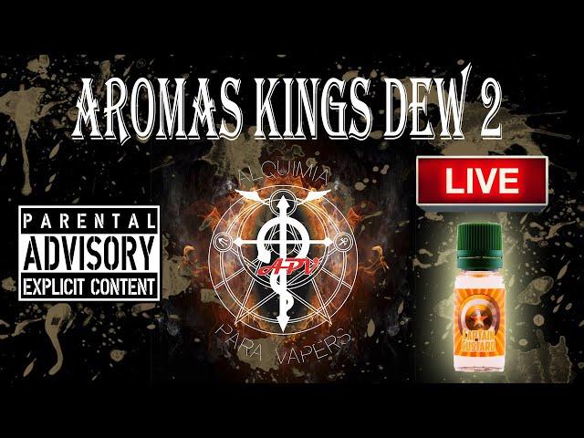 APV 129. Revisión Aromas King's Dew 2.