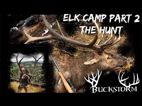 ELK CAMP | SOUTH DAKOTA | PART 2 THE HUNT