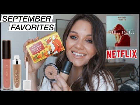 September Favorites - Beauty, Fashion, Wine, & Netflix! thumbnail