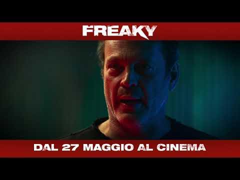 """FREAKY - Spot italiano""""Killer"""""""