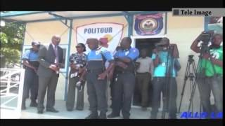HAITI TOURISME ET SECURITE, LA POLICE NATIONALE D