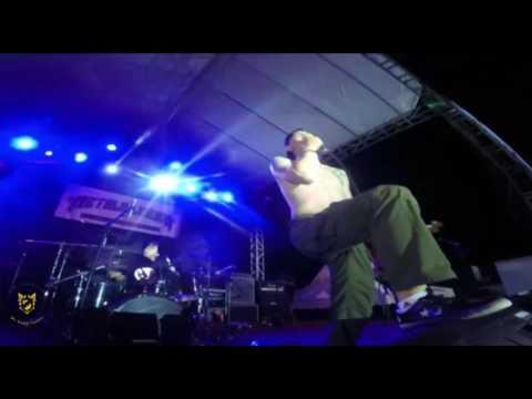 Black Elvis - Lawan (live @Metalillingan 2016 Toraja Fest)