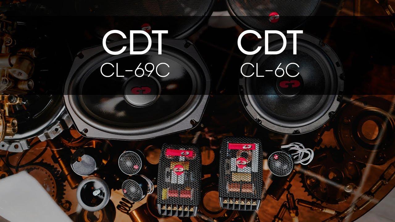 CDT CL-6C vs CDT CL-69C