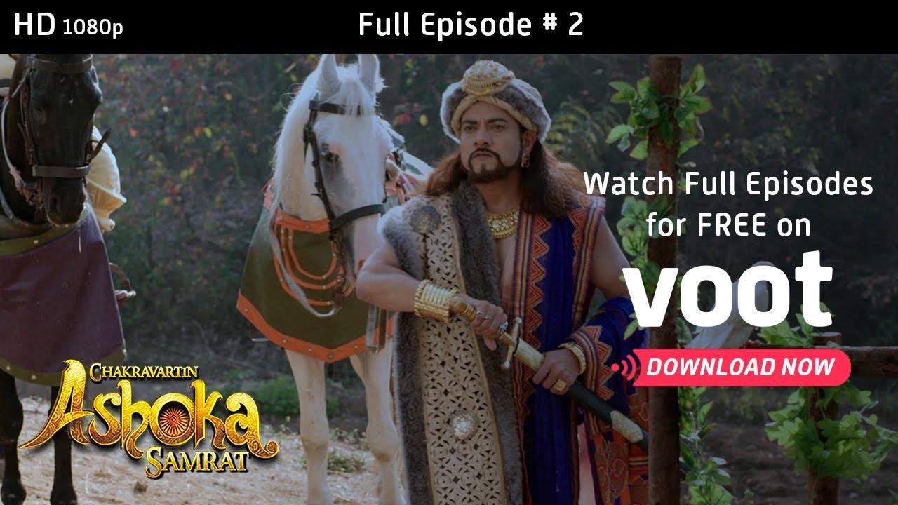 Download Chakravartin Ashoka Samrat   Season 1   Full Episode 2