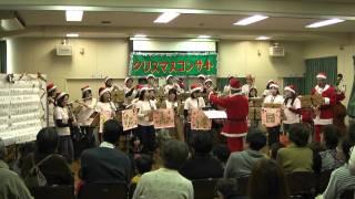 コミュニティすえなり福祉部主催クリスマスコンサート 2011年12月...