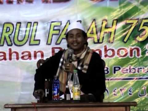 KH Anwar Zahid di Darul Falah 75 full NGAKAK