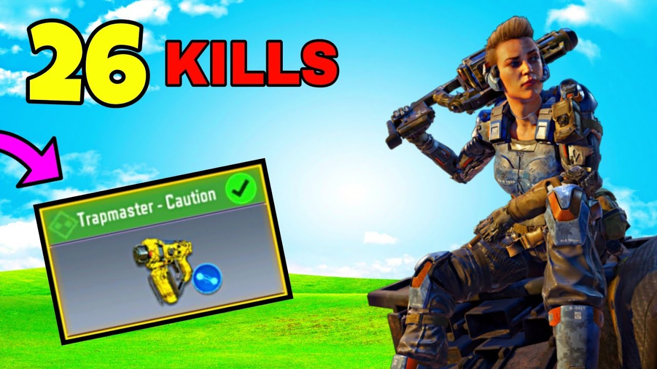 This is Why I Hate TRAP MASTER CLASS | Call of Duty Mobile SOLO vs SQUAD Battle Royale Gameplay