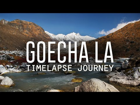 Go Goecha La - The Ultimate Path to Kanchenjunga | A Timelapse Journey