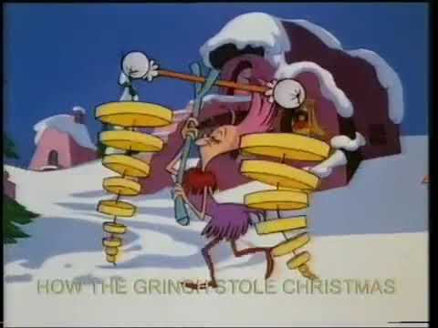 How The Grinch Stole Christmas 2000 Vhs.How The Grinch Stole Christmas Vhs Trailer 2000 Uk