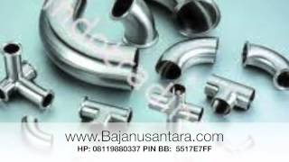 BaNus, supplier stainless steel dan jasa potong tekuk roll