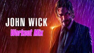 John Wick -  Workout Mix (feat. Le Castle Vania, Tyler Bates, Joel J. Richard)