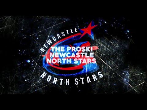 AIHL - Newcastle North Stars Vs. Perth Thunder - 05/06/2016