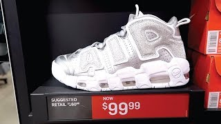 NIKE OUTLET WEEKEND SNEAKER SHOPPING! 7 STORES IN 1 DAY!