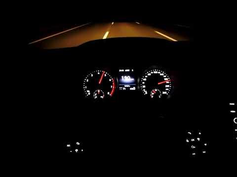 "VW Tiguan II ""Sound""1.4TSI 125PS acceleration 0-205 0-100 0-180 Vmax 205 km/h"