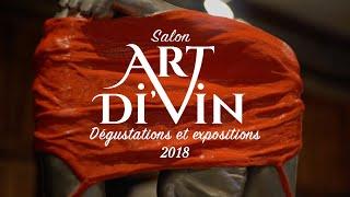 Claude Fos Art Di'Vin 2018