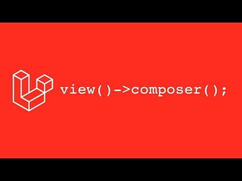 Vídeo no Youtube: Usando View Composer no Laravel 6 #laravel #php