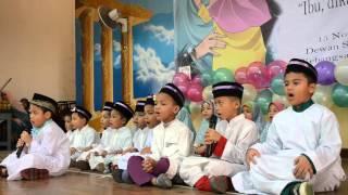 Majlis Konvokesyen Tadika Orange 2015- Hafazan