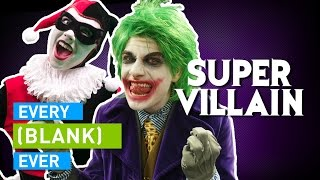 Download EVERY SUPER VILLAIN EVER Mp3 and Videos