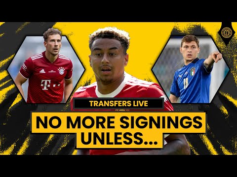 United Won't Sign Any More Players This Window?! | Transfers Live w/ @Adam McKola